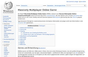 http://de.wikipedia.org/wiki/Massively_Multiplayer_Online_Game