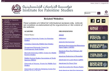 http://www.palestine-studies.org/links.aspx