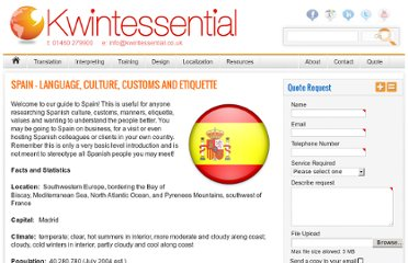 http://www.kwintessential.co.uk/resources/global-etiquette/spain-country-profile.html