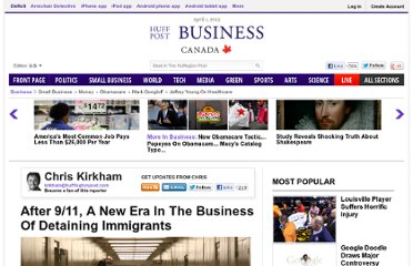 http://www.huffingtonpost.com/2011/09/09/911-immigrant-detention-business-for-profit-prison_n_951639.html