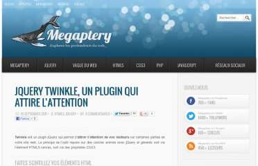 http://www.megaptery.com/2011/09/jquery-twinkle-un-plugin-qui-attire-l-attention.html