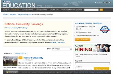 http://colleges.usnews.rankingsandreviews.com/best-colleges/rankings/national-universities