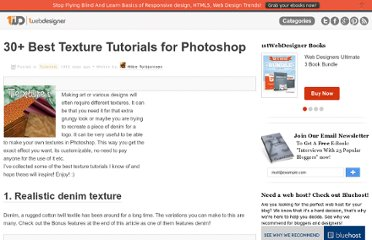http://www.1stwebdesigner.com/tutorials/best-texture-tutorials-photoshop/
