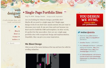 http://webdesignerwall.com/trends/single-page-portfolio-sites