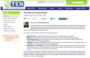 http://www.nten.org/blog/2008/01/11/the-roi-of-social-media