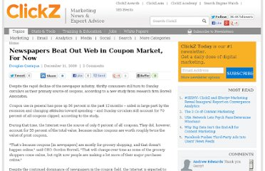 http://www.clickz.com/clickz/news/1712890/newspapers-beat-out-web-coupon-market-for-now