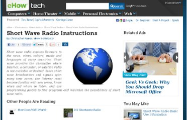 http://www.ehow.com/how_6869200_short-wave-radio-instructions.html