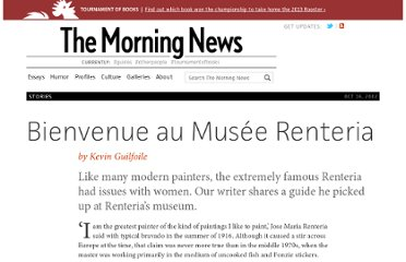 http://www.themorningnews.org/article/bienvenue-au-muse-renteria