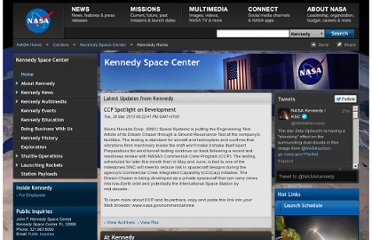 http://www.nasa.gov/centers/kennedy/home/index.html
