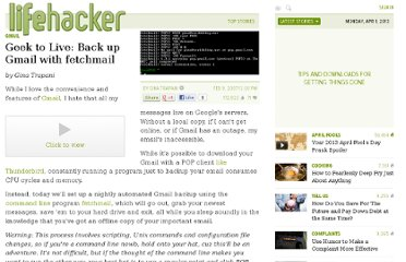 http://lifehacker.com/235207/geek-to-live--back-up-gmail-with-fetchmail