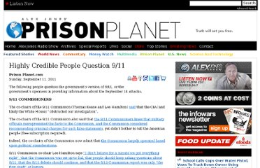 http://www.prisonplanet.com/highly-credible-people-question-911.html