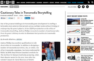 http://www.wired.com/magazine/2011/03/cautionary-tales-in-transmedia-storytelling/