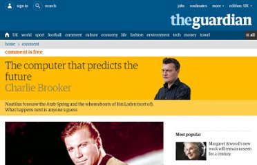 http://www.guardian.co.uk/commentisfree/2011/sep/11/charliue-brooker-computer-predicts-future