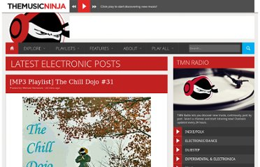 http://www.themusicninja.com/category/electronic/