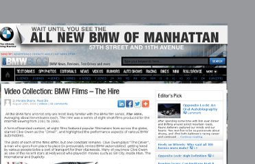http://www.bmwblog.com/2009/08/25/video-collection-bmw-films-the-hire/
