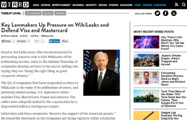 http://www.wired.com/threatlevel/2010/12/wikileaks-congress-pressure/