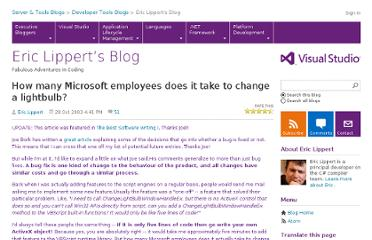 http://blogs.msdn.com/b/ericlippert/archive/2003/10/28/53298.aspx
