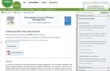 http://www.sciencedirect.com/science/article/pii/S0263786301000710