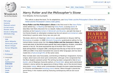 http://en.wikipedia.org/wiki/Harry_Potter_and_the_Philosopher%27s_Stone