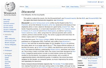 http://en.wikipedia.org/wiki/Discworld#Reading_orders