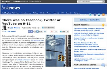 http://betanews.com/2011/09/11/there-was-no-facebook-twitter-or-youtube-on-9-11/