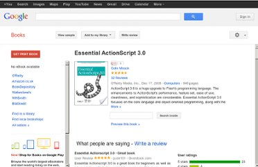 http://books.google.co.uk/books/about/Essential_ActionScript_3_0.html?id=gUHX2fcLKxYC#v=onepage&q&f=false