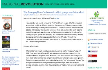 http://marginalrevolution.com/marginalrevolution/2010/07/the-demographics-of-web-search.html