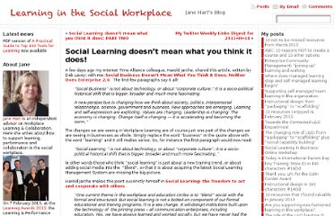 http://www.c4lpt.co.uk/blog/2011/09/12/social-learning-doesnt-mean-what-you-think-it-does/