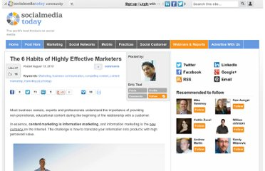 http://socialmediatoday.com/designdamage/161823/6-habits-highly-effective-marketers