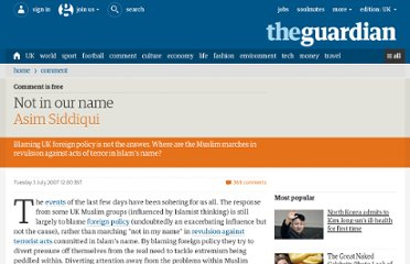 http://www.guardian.co.uk/commentisfree/2007/jul/03/notinourname