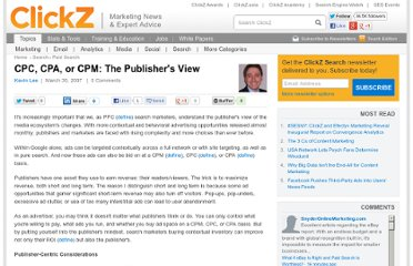 http://www.clickz.com/clickz/column/1703585/cpc-cpa-cpm-the-publishers-view