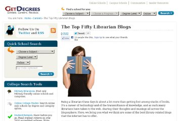 http://www.getdegrees.com/careers/_the-top-fifty-librarian-blogs/