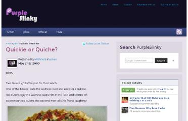 http://purpleslinky.com/jokes/quickie-or-quiche/