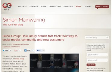 http://simonmainwaring.com/future/gucci-group-how-big-brands-fast-track-their-way-to-social-media-community-and-new-customers/