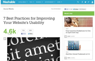 http://mashable.com/2011/09/12/website-usability-tips/