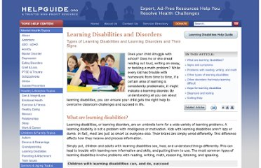 http://www.helpguide.org/mental/learning_disabilities.htm