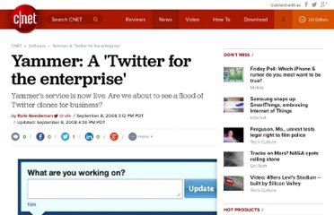 http://news.cnet.com/yammer-a-twitter-for-the-enterprise/
