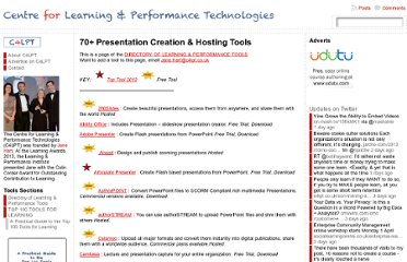 http://c4lpt.co.uk/directory-of-learning-performance-tools/presentation-creation-hosting-tools/