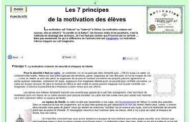 http://www.pedagopsy.eu/regles_motivation.htm