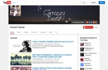 http://www.youtube.com/user/Carnell45