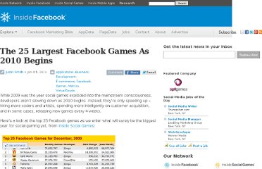 http://www.insidefacebook.com/2010/01/04/the-25-largest-facebook-games-as-2010-begins/