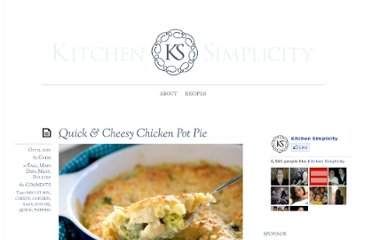 http://kitchensimplicity.com/quick-cheesy-chicken-pot-pie/