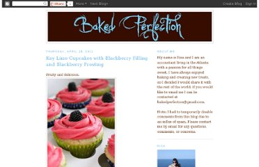 http://www.bakedperfection.com/2011/04/key-lime-cupcakes-with-blackberry.html