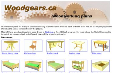 http://woodgears.ca/plans.html