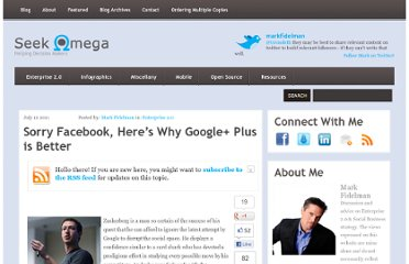 http://www.seekomega.com/2011/07/sorry-facebook-heres-why-google-plus-is-better/#more