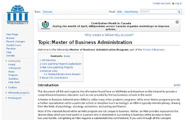 http://en.wikiversity.org/wiki/Topic:Master_of_Business_Administration