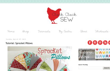 http://www.cluckclucksew.com/2011/03/tutorial-sprocket-pillows.html