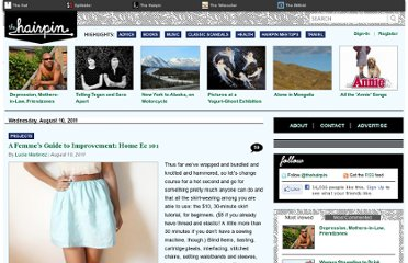 http://thehairpin.com/2011/08/a-femme%E2%80%99s-guide-to-improvement-home-ec-101