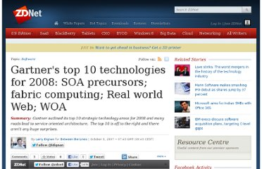 http://www.zdnet.com/blog/btl/gartners-top-10-technologies-for-2008-soa-precursors-fabric-computing-real-world-web-woa/6560