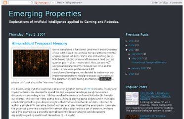 http://emergingproperties.blogspot.com/2007/05/hierarchial-temporal-memory.html